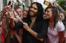 Russell Brand had his most orgasms ever ... in Dublin