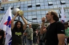 Irish journalists plan protest over shutdown of Greek broadcaster