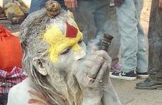 Nepal holy men warned against selling cannabis at festival