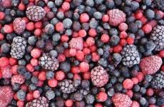 Frozen berries blamed for California man's Hepatitis A