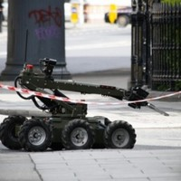 Explosive device made safe in Coolock
