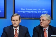 Abortion legislation approved and published