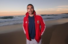 Zebo, Heaslip, O'Connell and Sexton in Lions team to face Waratahs