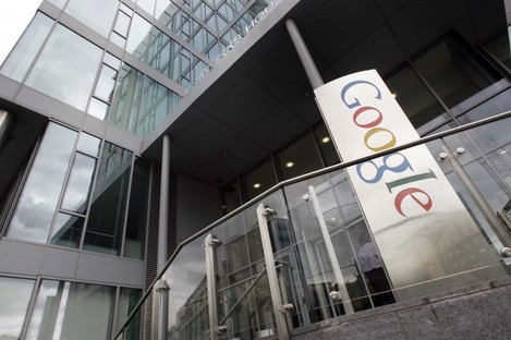 Google has claimed sales are processed at its Dublin 4 offices