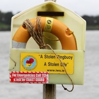 Irish Coast Guard warns people to 'stay safe in the water' this summer