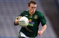 Irish U19 sprint champion to make Meath senior debut