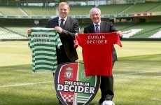 Tickets for Liverpool v Celtic in Dublin sell out in an hour