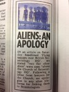 The Sun has just issued this apology...