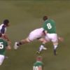 VIDEO: Hilarious American commentary after Peter O'Mahony gets pulverised