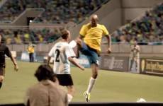 Football would be a scary place if Anderson Silva played for Brazil