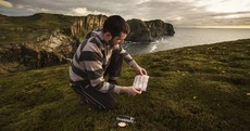 Mystery of the Donegal message in a bottle