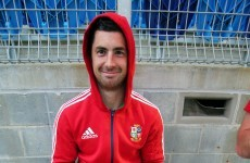 Kearney retains hope of pushing for Halfpenny's place