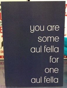 5 brilliantly Irish Father's Day cards