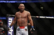Uncaged: It's win or bust for Henderson and Evans at UFC 161