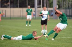 2 tries for Keatley as Emerging Ireland finish runners-up at Tbilisi Cup