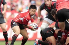 Japan shock Six Nations champions Wales