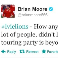 You tell 'em, Brian! It's the sporting tweets of the week