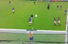 VIDEO: Kevin Reilly scored a ridiculous goal for Meath today
