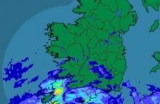 Gardaí urge caution on roads with heavy rainfall ahead