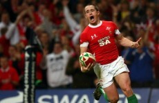 'I'm more shocked than you' -- Shane Williams surprised by Lions call-up