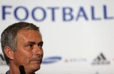 Mourinho: Fergie told me he'd retire months ago