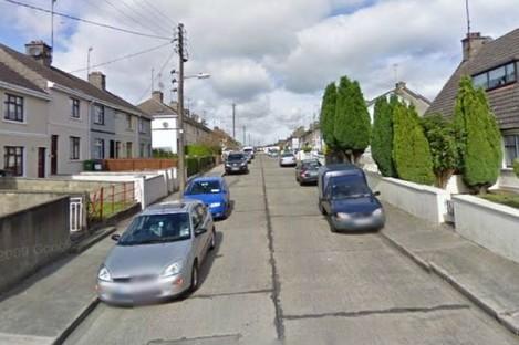 Hand Street in Drogheda