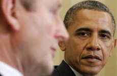 Kenny and Obama to discuss EU presidency and bailout, but not Ireland's tax regime