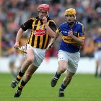 Tipp injury blow as Kieran Bergin breaks a bone in his hand