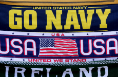 US Navy football players face charges over alleged rape