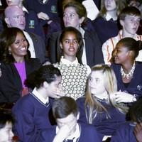 Malia Obama is officially gas craic