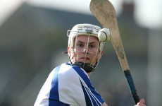 Setback for Waterford hurlers as O'Halloran ruled out through injury
