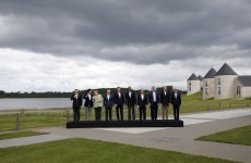 G8 calls for urgent peace talks and a transitional government in Syria