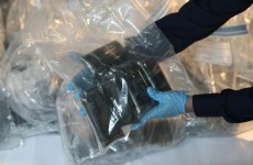 Two men arrested after €400,000 of cannabis seized