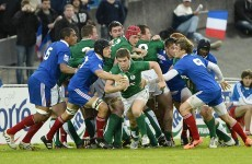 Ireland edged out by French in fifth-placed play-off at Junior World Cup