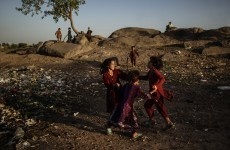 One person became a refugee every four seconds last year