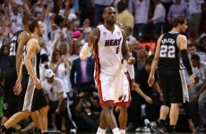 The Miami Heat stage an epic comeback, beat the Spurs in 1 of best NBA games of all time