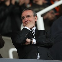 Top Newcastle official Derek Llambias resigns from Newcastle post in wake of Kinnear's return