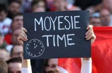 David Moyes to begin Man Utd tenure at Swansea as Premier League release fixtures