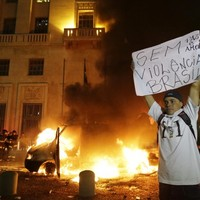 Brazil to deploy elite police following mass demonstrations