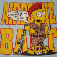 19 of the worst bootleg Bart Simpson T-shirts