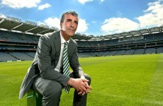 Jim McGuinness on Karl Lacey's injury, attitude to the league and jobs for Donegal players