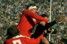 Lions legend Willie John McBride recalls the unbeaten 1974 Tour to South Africa