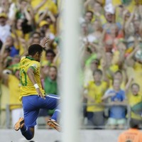 Brazil beat Mexico 2-0 as Neymar scores another volley in the Confederations Cup