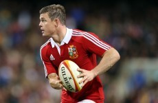 4 Irishmen named in Lions team for First Test with Wallabies