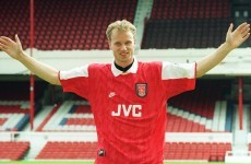 18 years ago today, this Dutch master signed for Arsenal