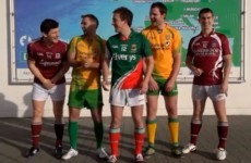 These out-takes show why our best GAA players will never be actors