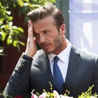 Stampede at Beckham event injures seven in China