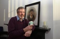 Gerry Adams to lead Sinn Féin in the Dáil