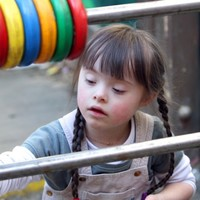 """Children with Down Syndrome """"let down"""" by resource allocation"""