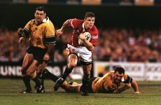 Flashback: Brian O'Driscoll gasses it in from 60 yards to shock the Aussies